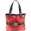 Casual Outfitters™ Ladies' Fashion Turquoise Buckle Purse