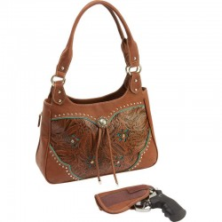 Casual Outfitters™ Western-Style Concealed Carry Purse