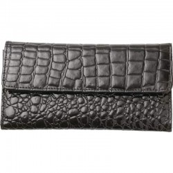 Embassy™ Ladies' Alligator Embossed Wallet