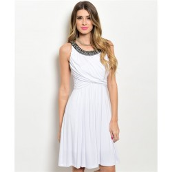 OFF WHITE DRESS 2-2-2